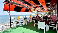 Plaj Cafemiz ve Deniz