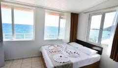 Balayı Odamız ve Deniz Manzarası