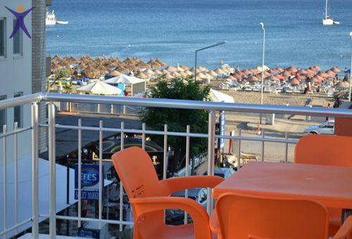 Terasımızdan Sarımsaklı Plajı
