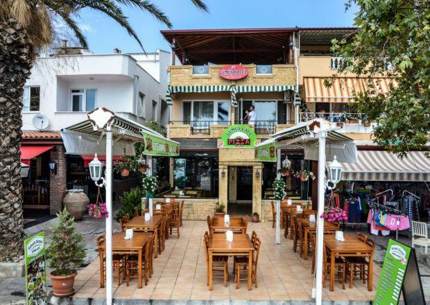 Butik Otel ve Restoranımız