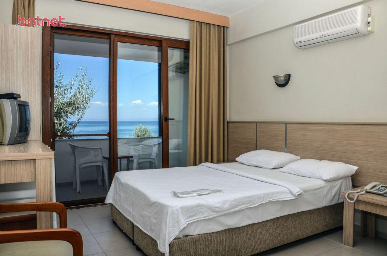 2+1 Kişilik Deniz Manzaralı Odamız
