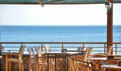 Deniz Manzaralı Cafe & Restaurantımız