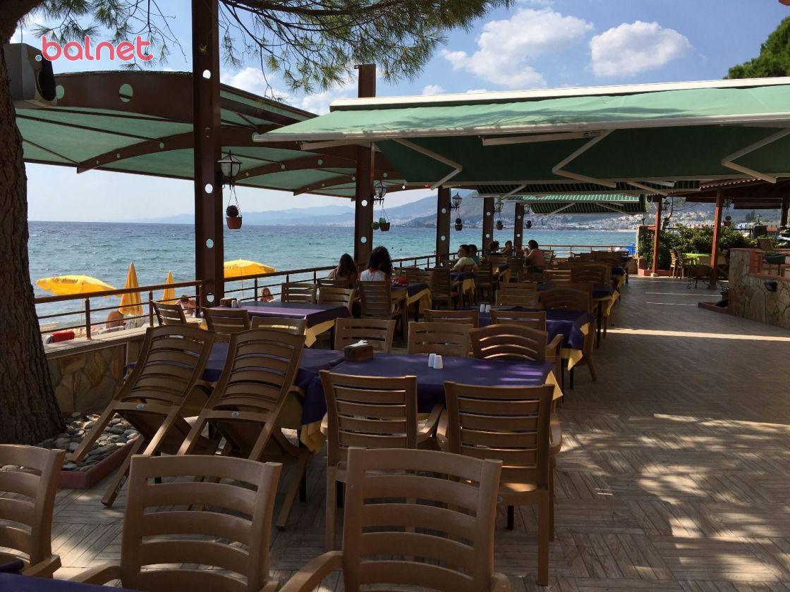 Denize Sıfır Restaurantımız