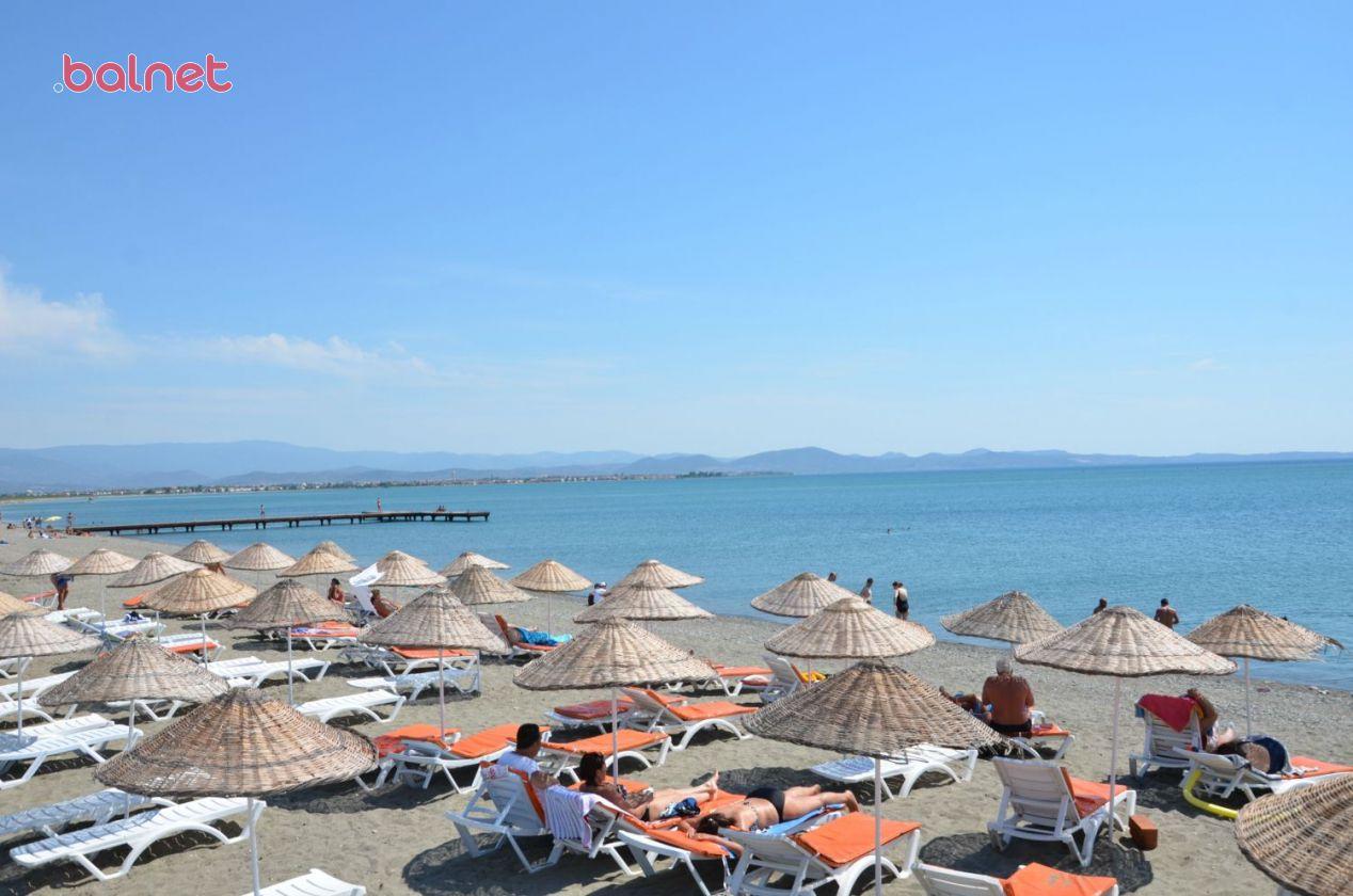 Plajımız ve Deniz