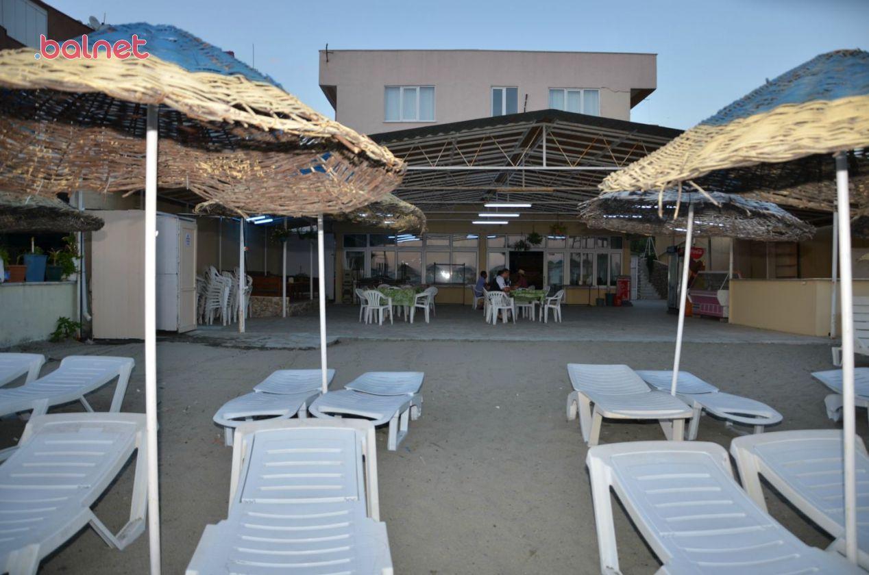 Plajımız ve Otelimiz