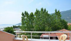 Apart Otelimizin Balkon Manzarası