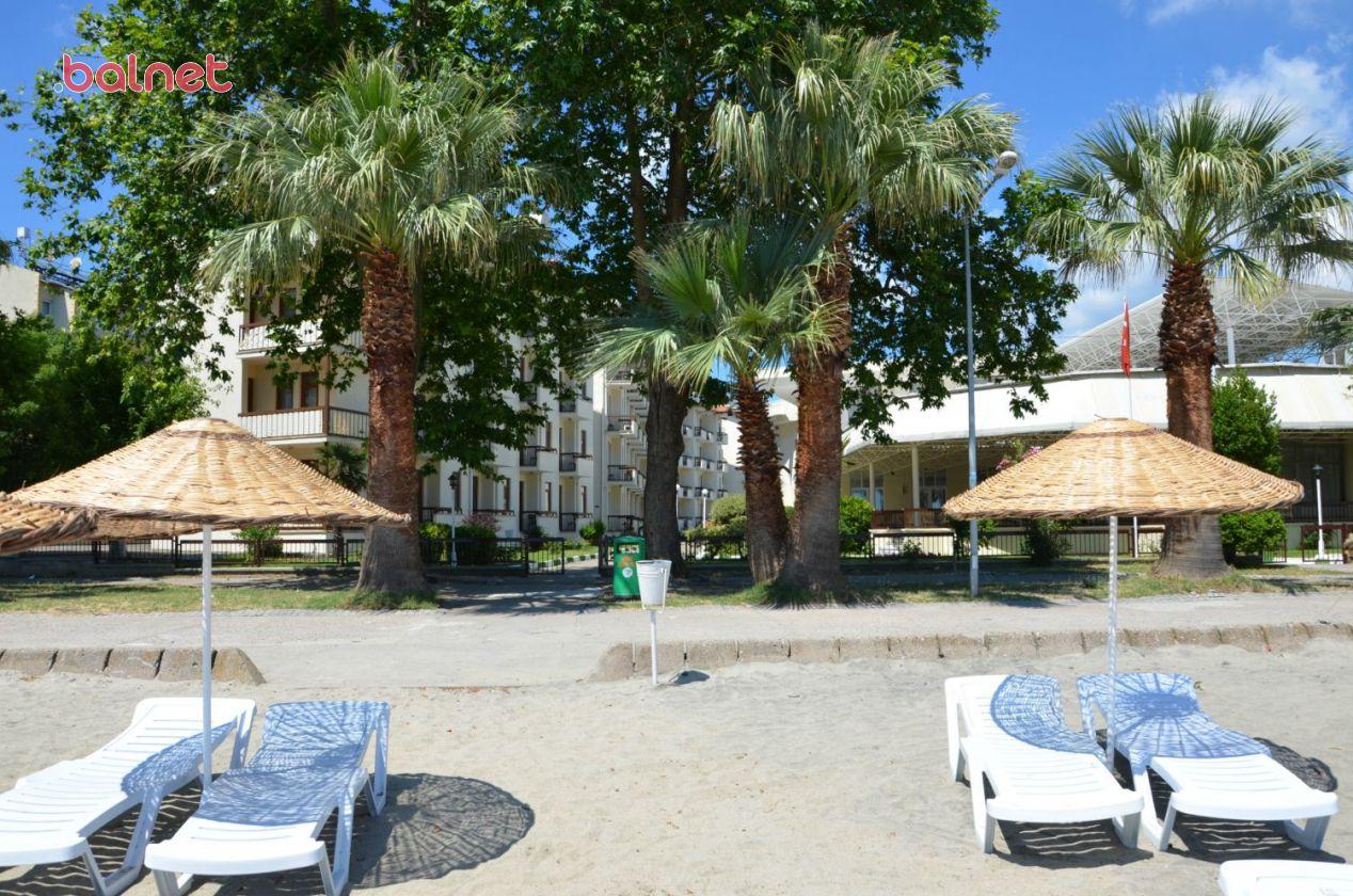 Plajdan Otelimiz
