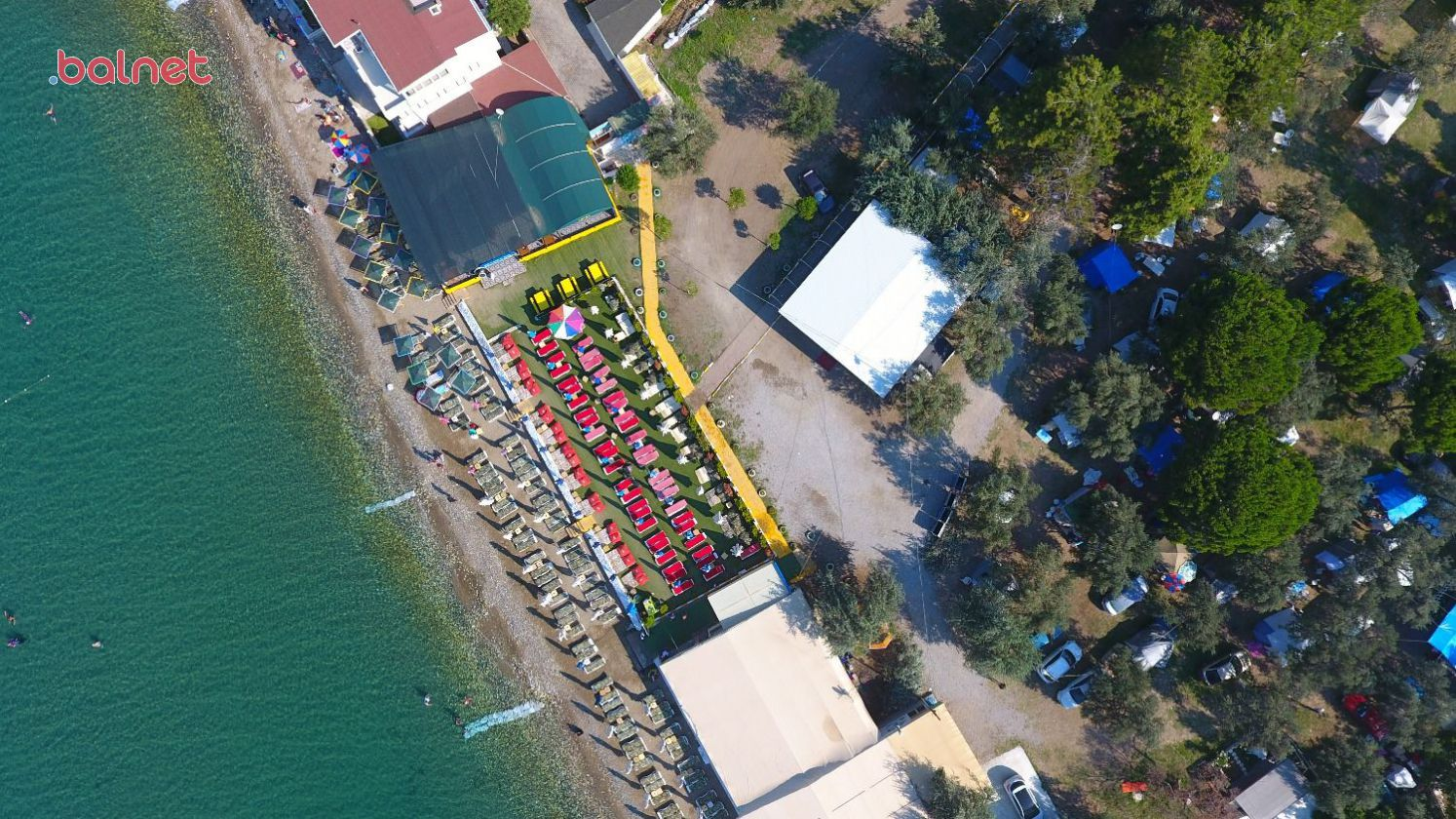 Sır Camping ve Plajımız