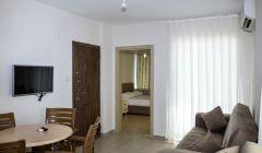 Apart Dairemizin Salonu ve Yatak Odası