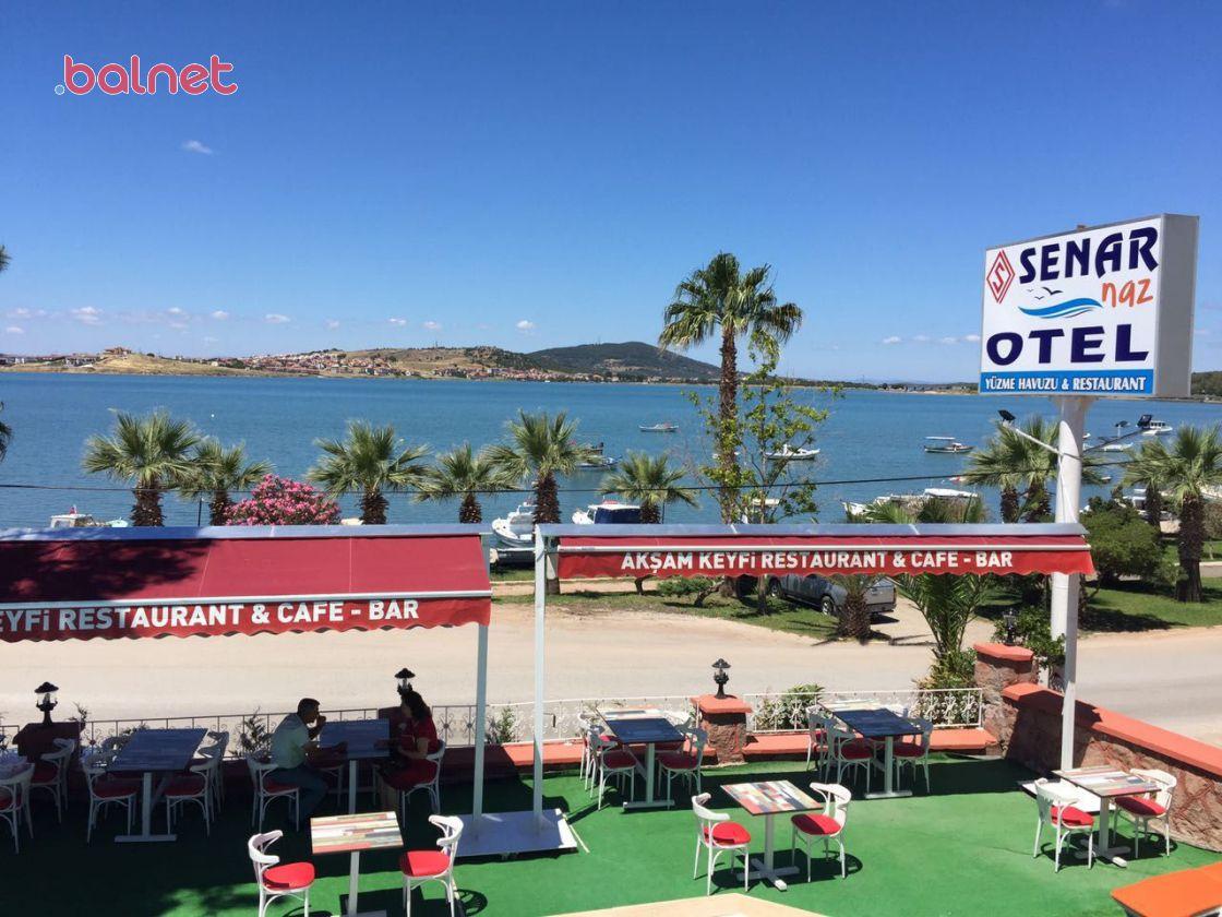 Deniz Manzaramız ve Cafemiz