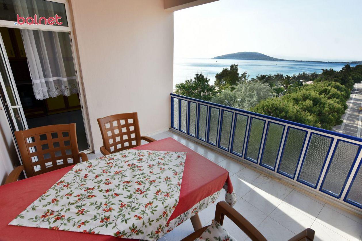 3+1 Aile Dairemiz Deniz Manzaralı Balkonu