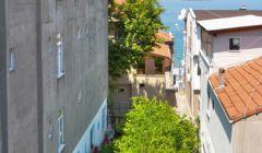 3 kişilik balkonlu odalarımızın manzarası