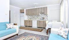 2+1 Apart Dairemizin Salon ve Mutfağı