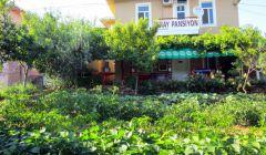 Organik Sebze Bahçemiz ve Pansiyonumuz