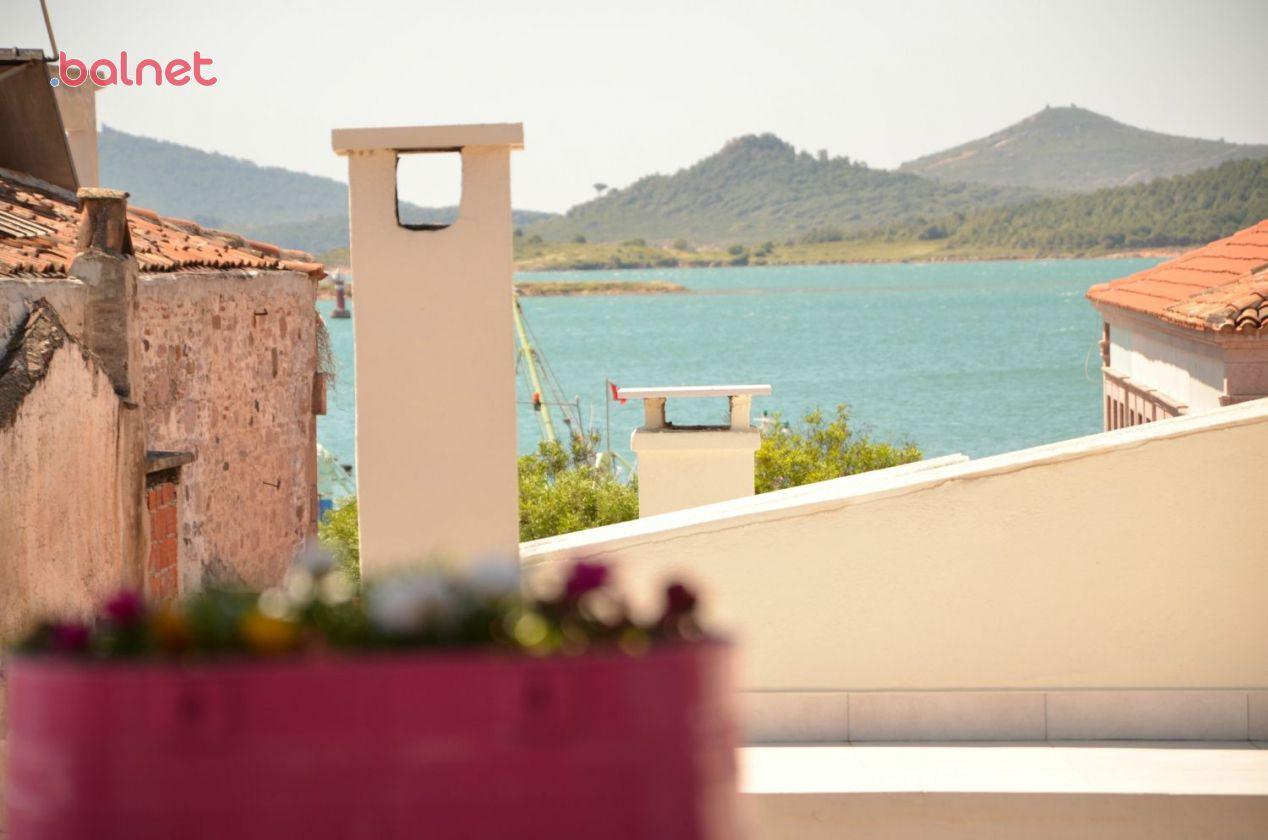 Butik Otelimizden Deniz Manzarası