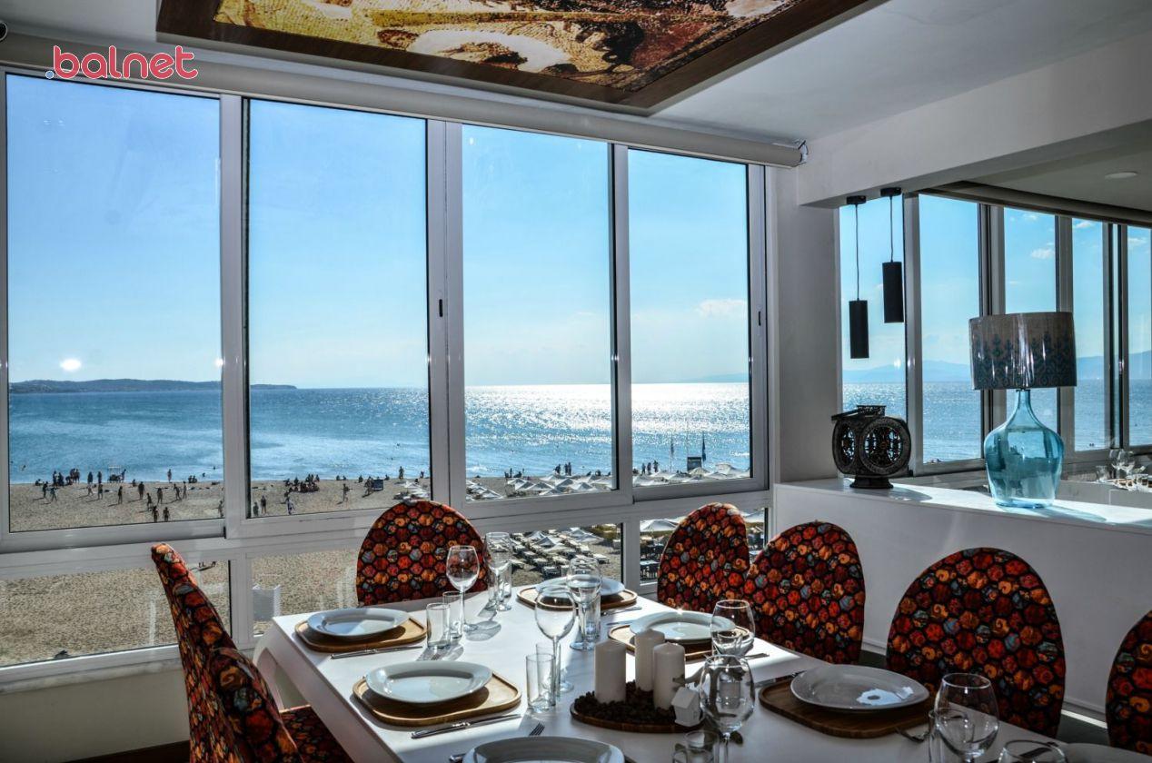 Deniz Manzaralı Restoranımız
