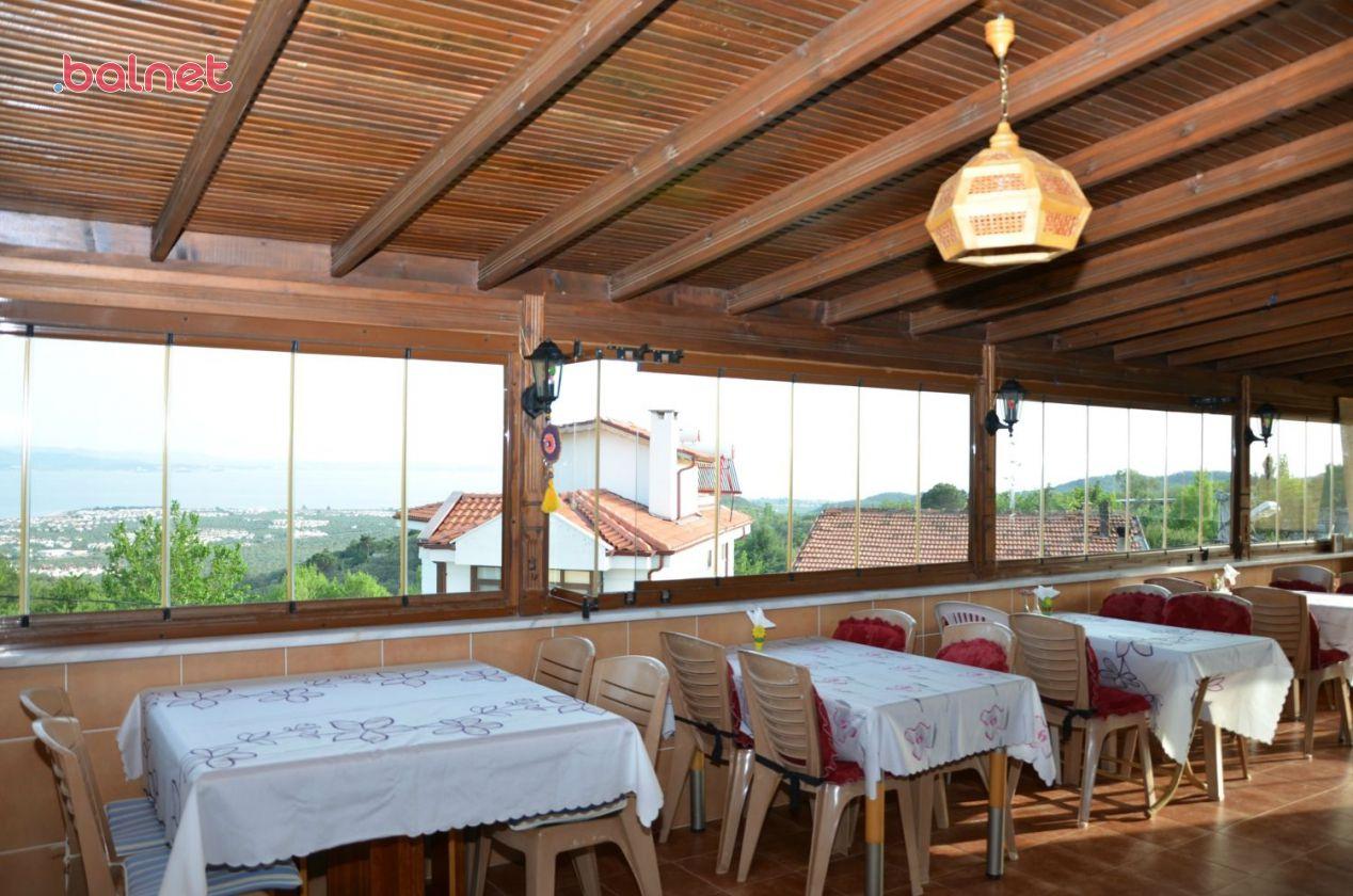 Çamlıbel`de Deniz Manzaralı Restaurantımız