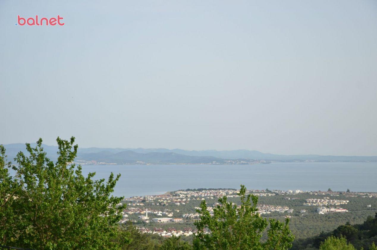 Lella`dan Deniz Manzarası