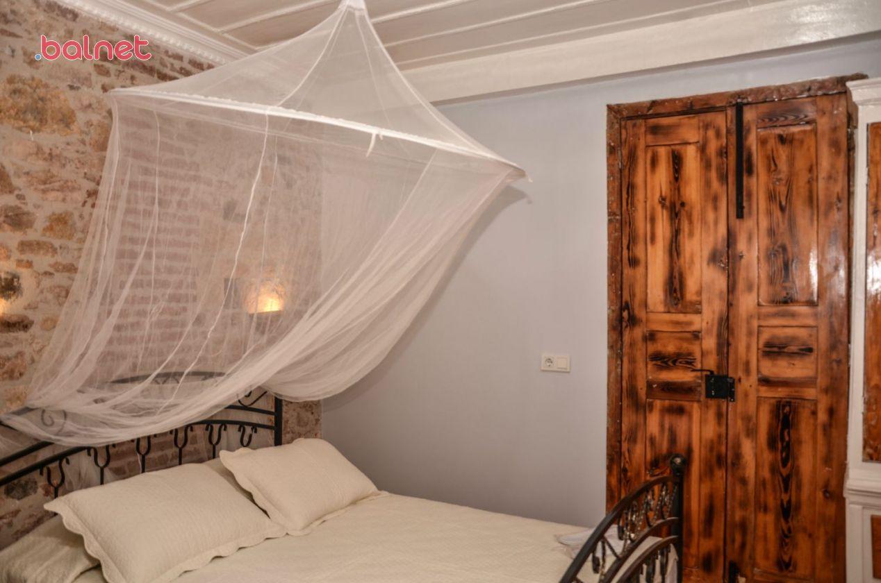 Odalarımız Çift Kişilik Yatak