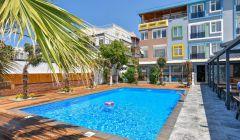 Motelimiz ve Havuz