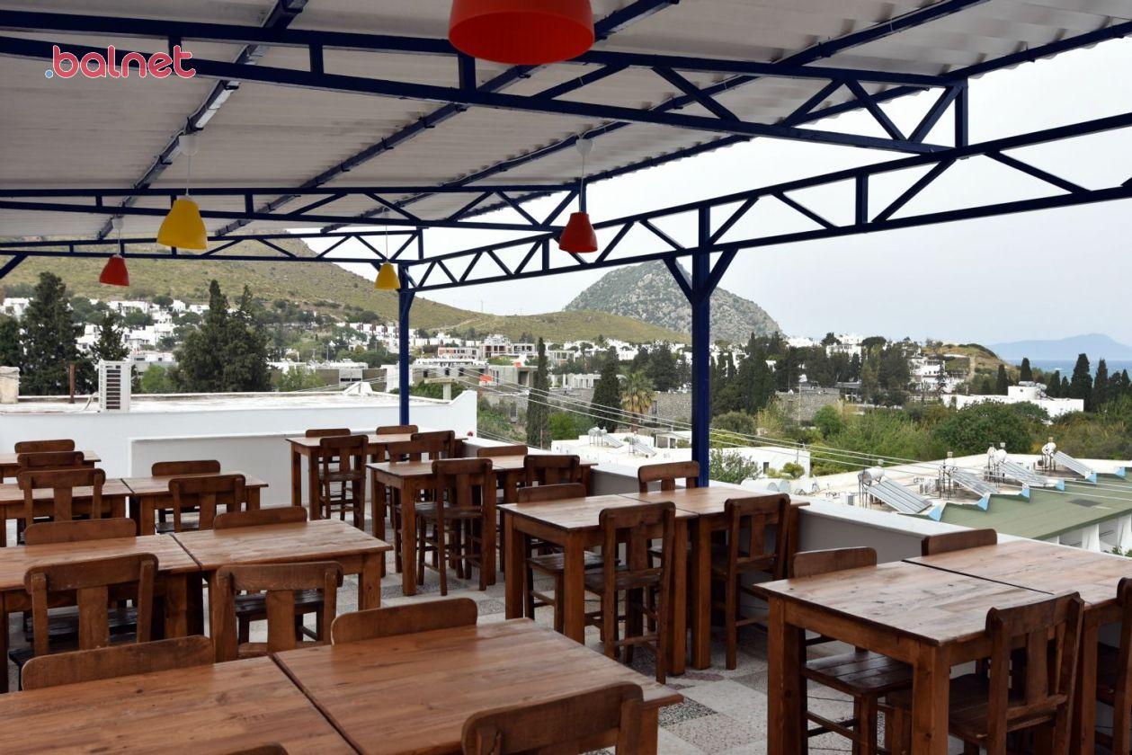 Teras Restoranımızdan Manzara