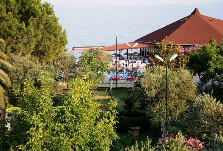 Motelimizden Deniz Manzaras�