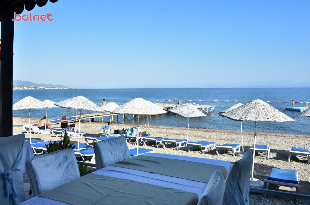 Plajımız ve Restaurant