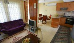 Villamızın Salonu ve Mutfağı