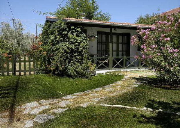 Küçük Ev - Villa Pansiyon - Dış Görünüm