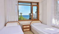 A-Blok 2+1 Deniz Manzaralı Dairemizin Yatak Odası