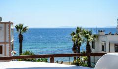 Deniz Manzaralı Apart Odalarımızın Balkonundan Manzara