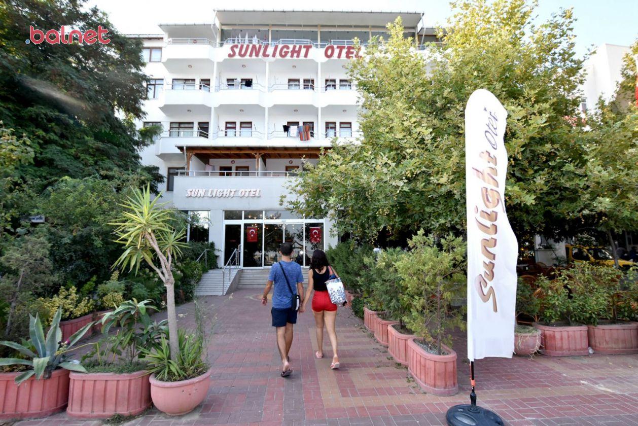 Otelimizin Girişi