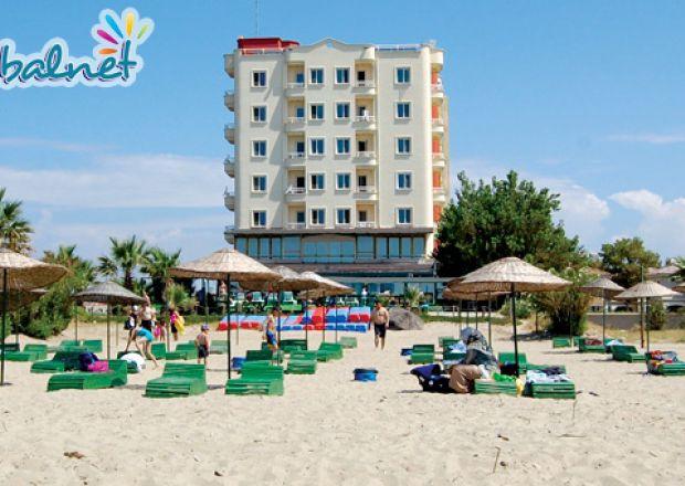 Otelimiz ve Plaj