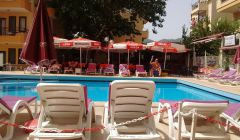 Günboyu havuz keyifni yaşayın