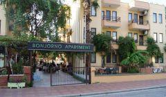 Bonjorno Apart Hotel Girişi