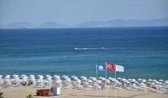 Mavi Bayraklı Plajımız