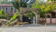 Antik Manastır Butik Otel Giriş