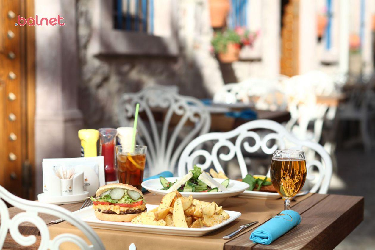 Butik Otelimiz Bahçe Cafe