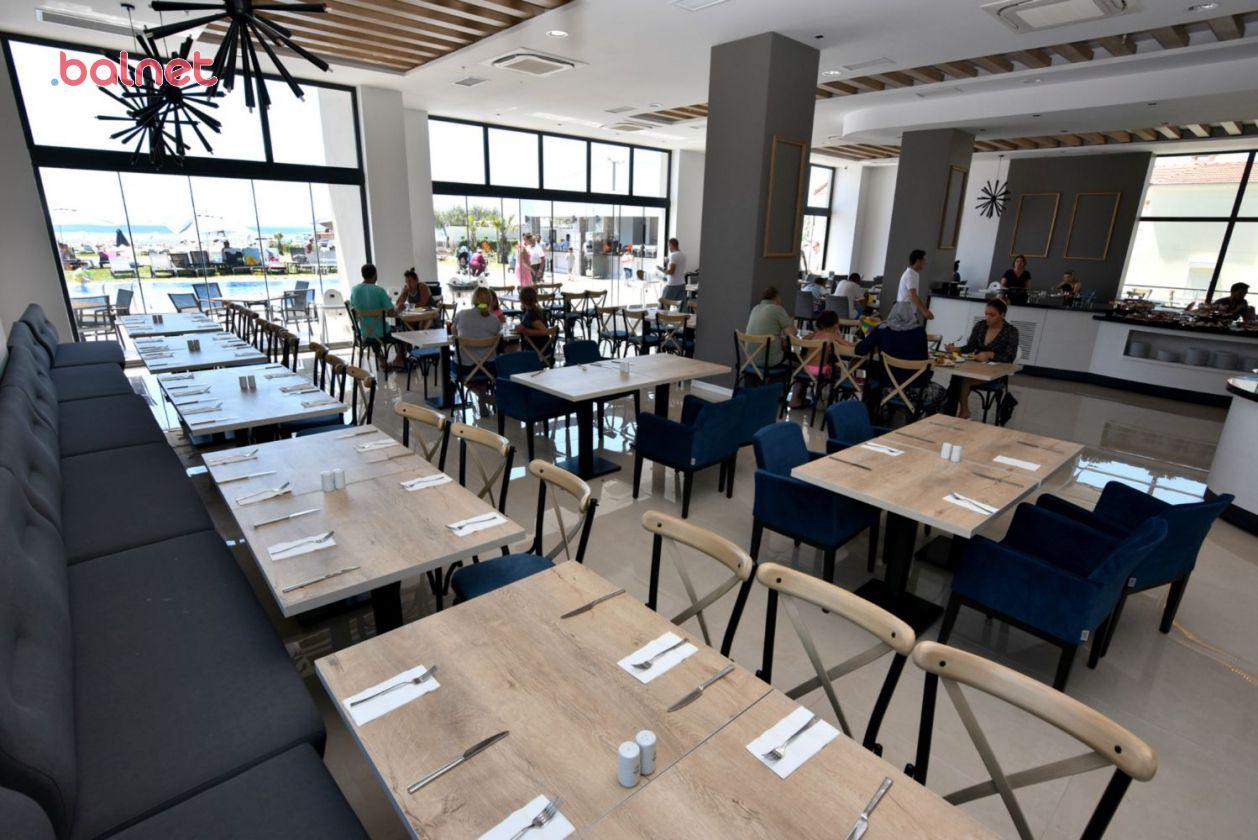 Kapalı Restaurantımız