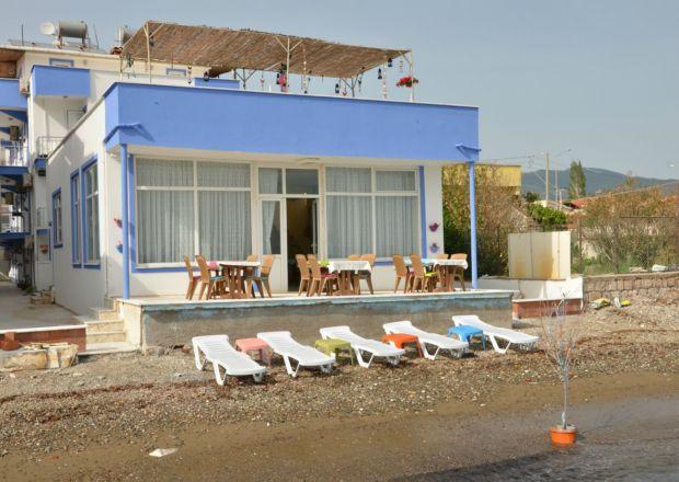 Motelimiz ve Plajımız