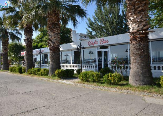 Otelimizin ve Restaurantımızın Girişi