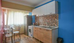 5 Kişilik 1+1 Apart Dairemizin Mutfağı