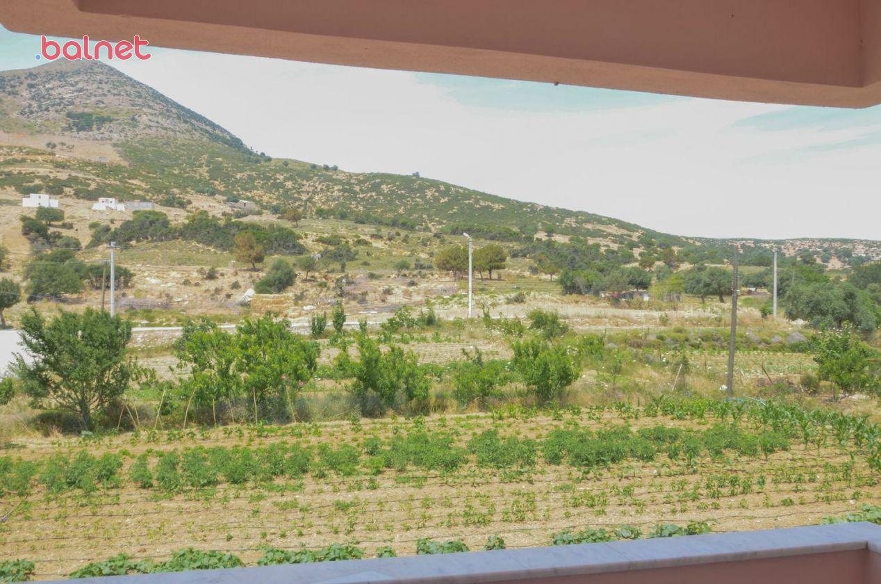 Apart Odalarımızın Balkonundan Dağ Manzarası