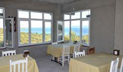Restaurantımız ve Deniz Manzarası