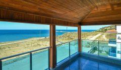 1+1 Suit Odamızın Balkonundan Deniz Manzarası