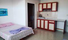 Kalabalık arkadaş grupları için ideal apart odalar
