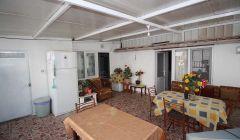 Geniş Balkonlu Teras Apart Odalar