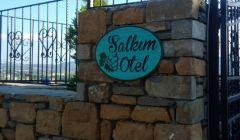 Butik Otel Girişi
