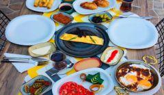 Kahvaltı çeşitliliği