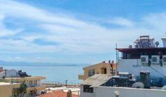Apart Pansiyonumuzdan Deniz Manzarası